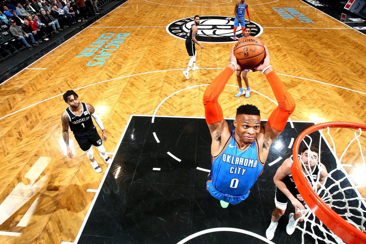 Russell Westbrook passes Jason Kidd for 3rd-most triple-doubles in @NBAHistory. Take a look into the numbers! ⤵️  📖: https://stats.nba.com/articles/westbrook-passes-kidd-on-all-time-triple-double-list/…