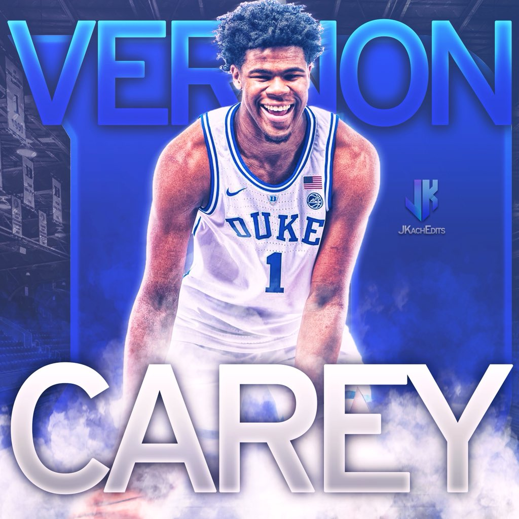 Andrew Slater's photo on Vernon Carey Jr.