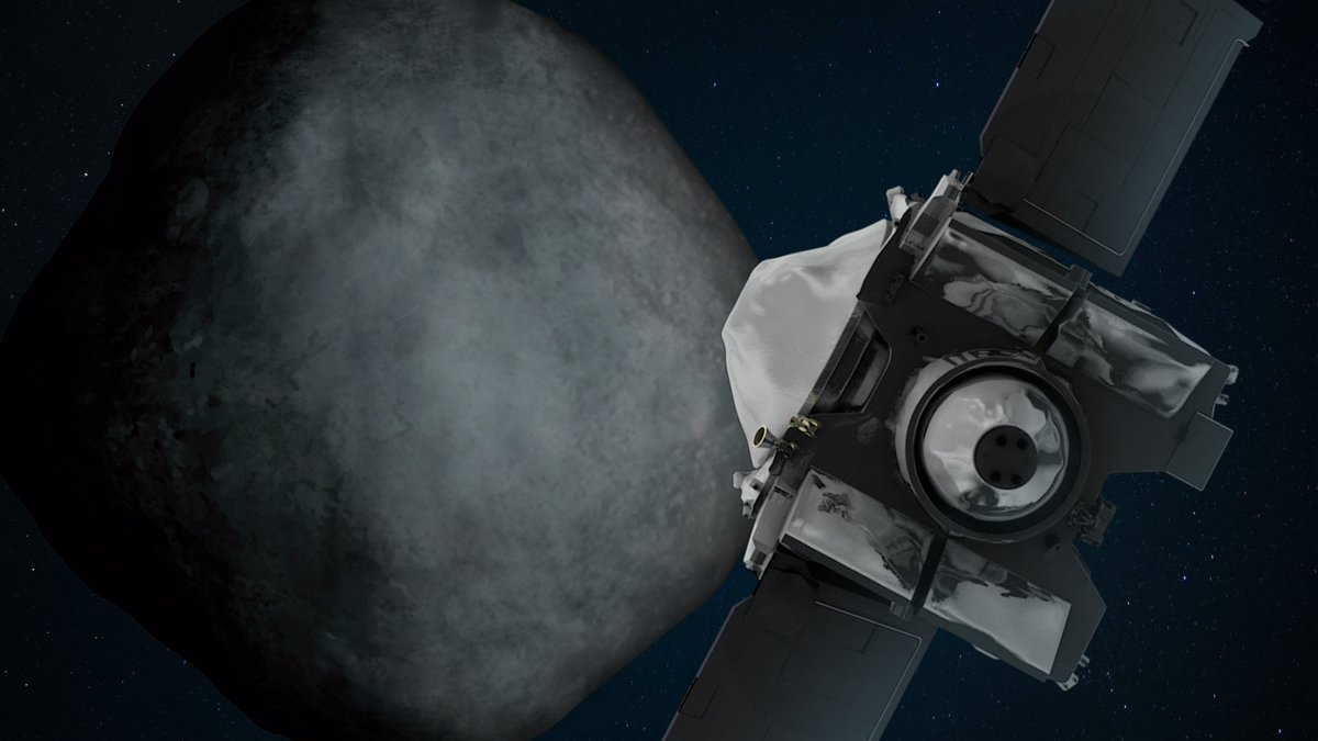 #TitleThisChapterOfYourLife: Welcome to Bennu!!    (In case you missed it, we have arrived:  http:// bit.ly/ArrivalDay  &nbsp;  )<br>http://pic.twitter.com/v1OVU0zwZj