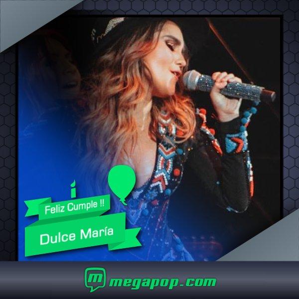 Megapop.Com.Mx's photo on #FelizCumpleDulceMaria