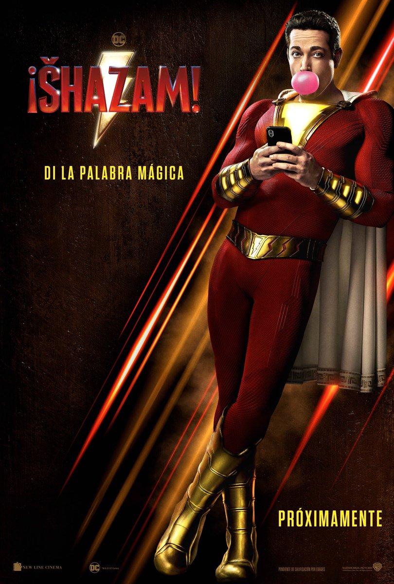 Warner Bros. Acción's photo on #Shazam