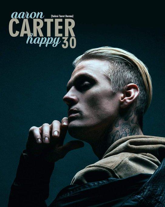 Happy Birthday Aaron Carter