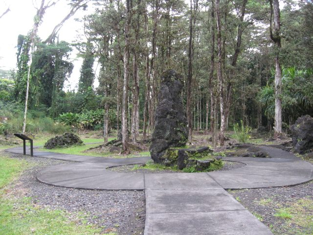 After being closed for 7 months, the Lava Tree State Monument in the Puna District on Hawai'i Island has reopened. The state park was closed shortly after Kīlauea began erupting in May. It is within eyesight of the East Rift Zone's Fissure 8. https://www.facebook.com/HawaiiDLNR/photos/a.276310779076837/2320304274677467/?type=3&theater…