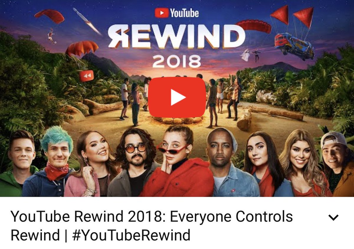 #YoutubeRewind 🤭❤️ have you spotted me? (freaking out that I'm in the thumbnail!!!!!!) @YouTube