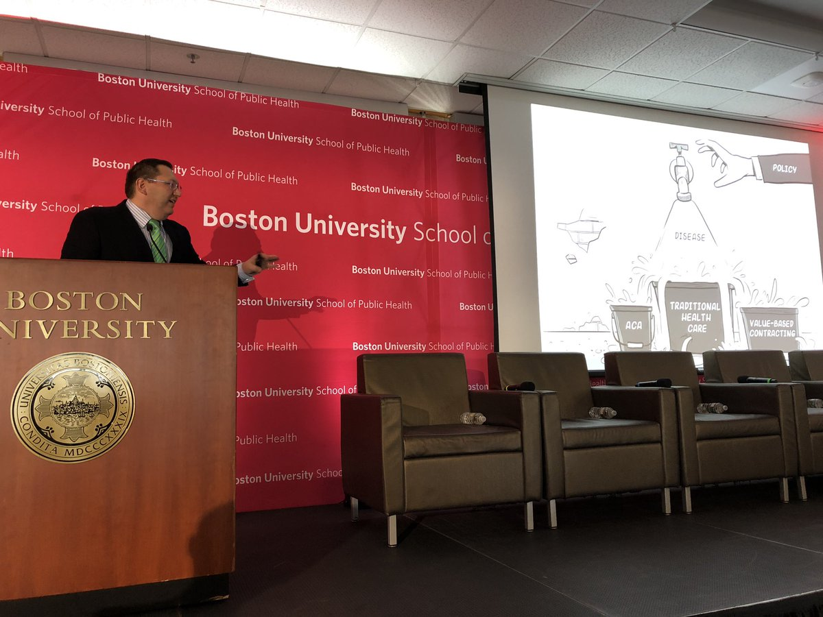 Policies rather than pills are the prescription to fix population health @deBeaumontFndtn @BrianCCastrucci  #BUSPHSymposia @BigCitiesHealth<br>http://pic.twitter.com/YPO2m6eucs