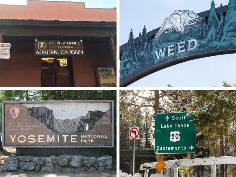 Yosemite National Park Map Of Landmark Signs on long beach landmarks, bakersfield landmarks, west point landmarks, abraham lincoln landmarks, ohio landmarks, mojave desert landmarks, maryland landmarks, grand canyon landmarks, san jose landmarks, new york landmarks, mountain basin region landmarks, cajun country landmarks, susanville landmarks, anaheim landmarks, long island landmarks,