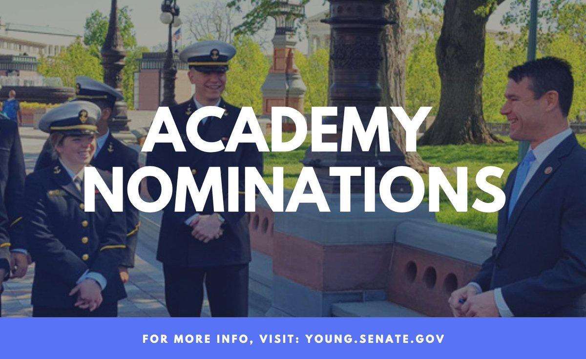 Senator Todd Young's photo on The Senate