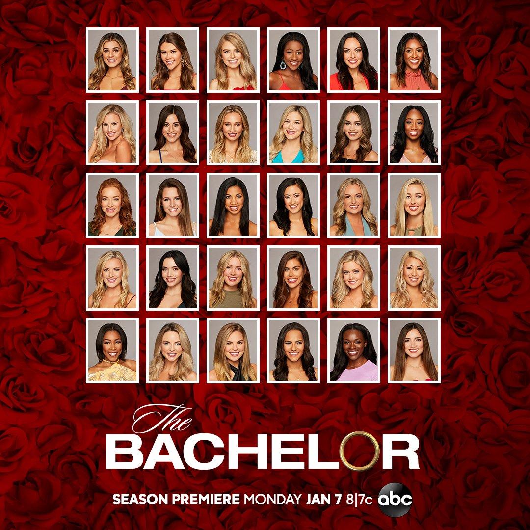 The Bachelor's photo on #TheBachelor