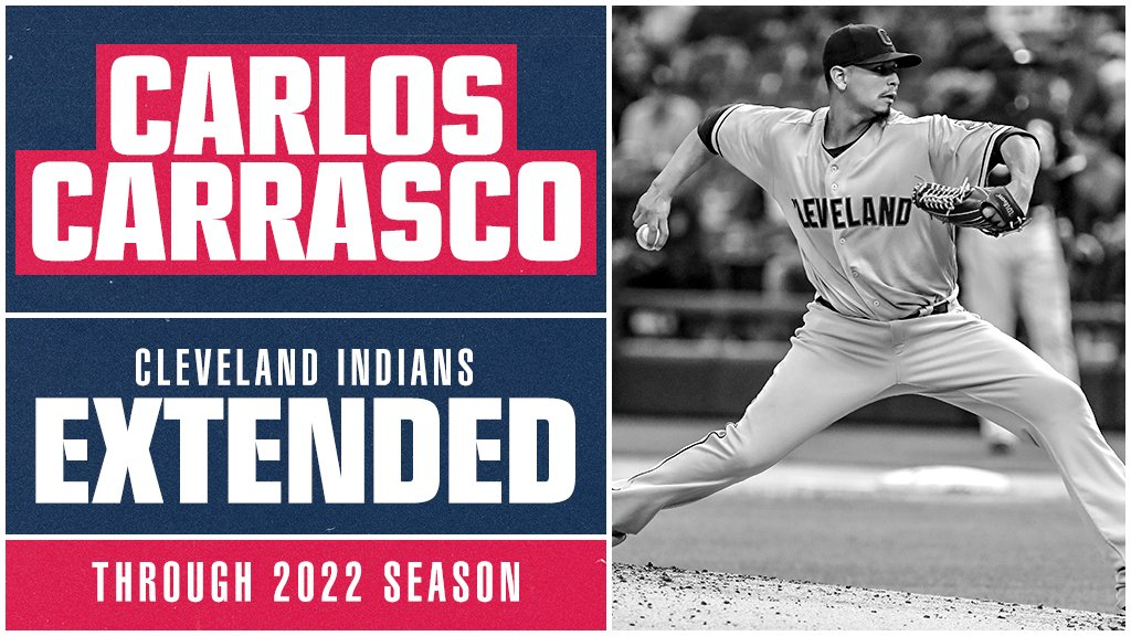 MLB's photo on Carlos Carrasco