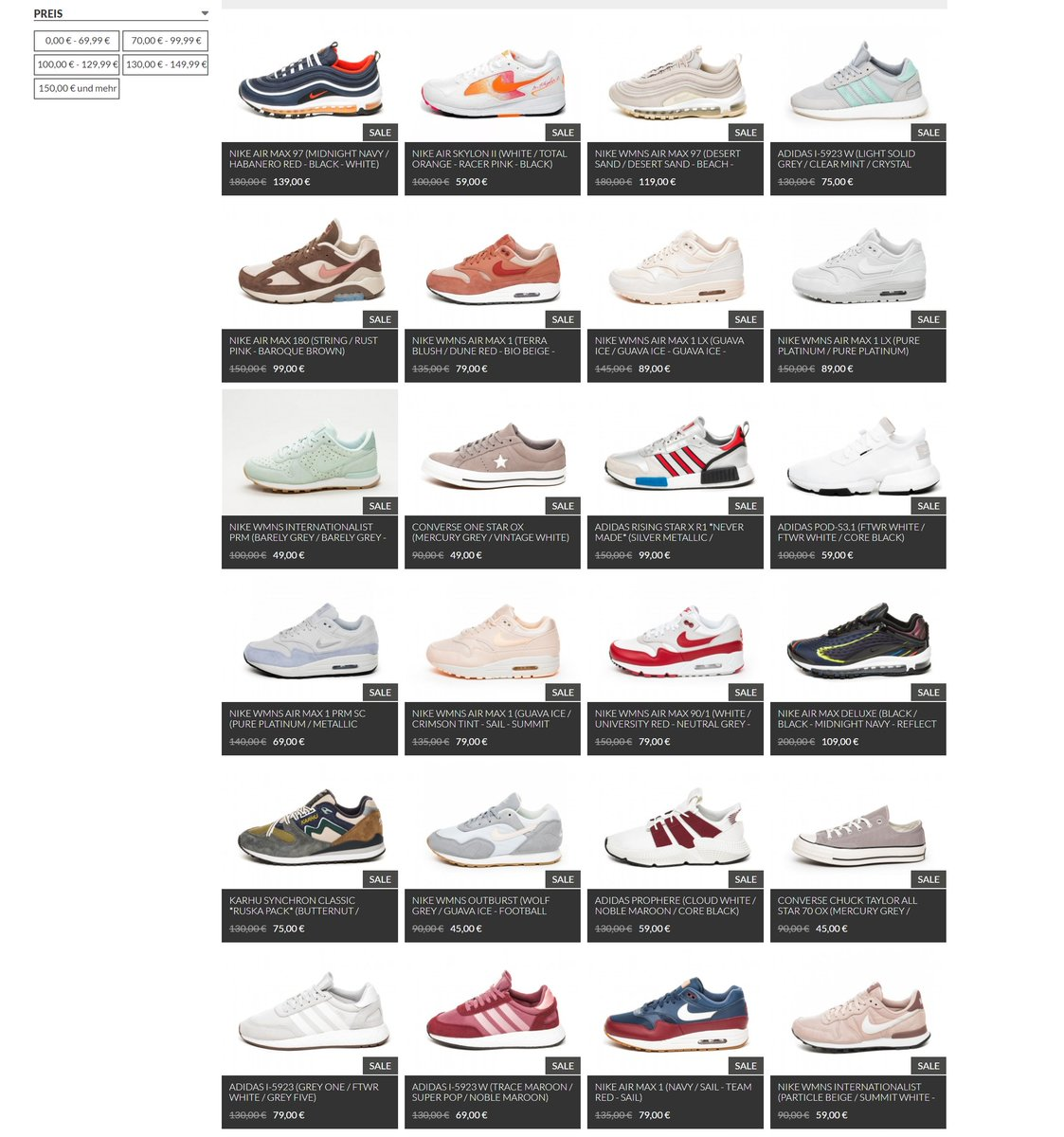 MoreSneakers.com on Twitter