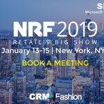 Image for the Tweet beginning: Planning to attend @NRFBigShow next