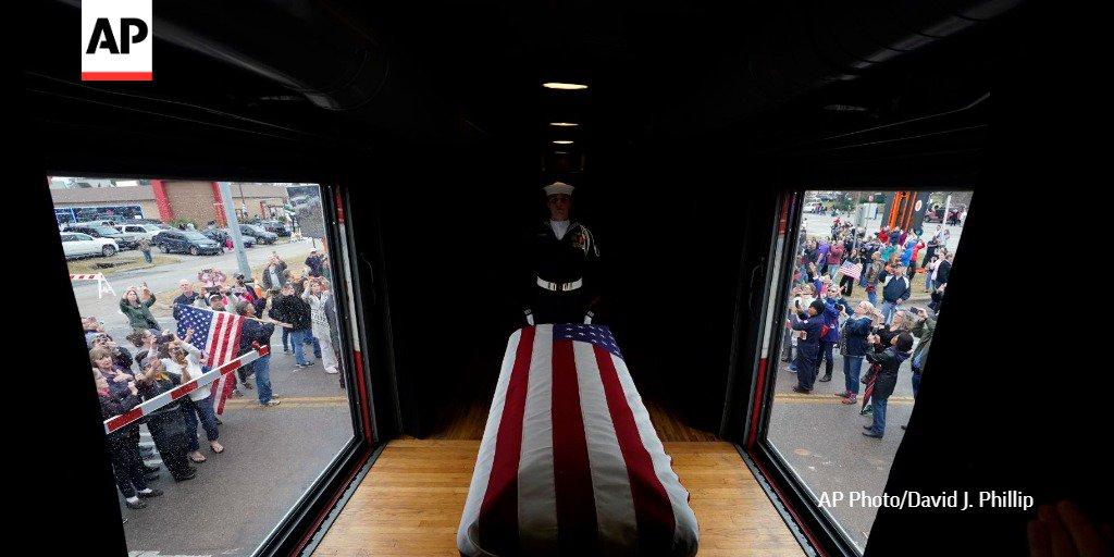 AP Politics's photo on College Station