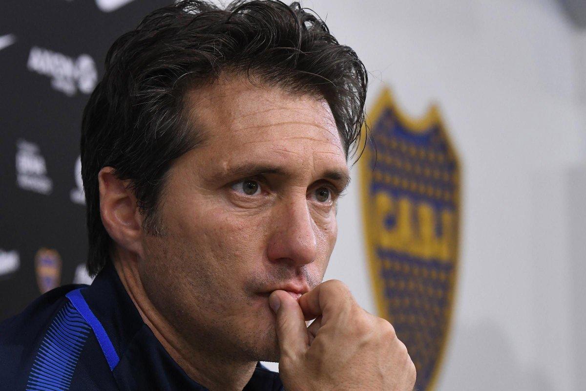 Boca: la duda de técnico Guillermo Barros Schelotto sigue siendo Sebastián Villa o Agustín Almendra https://t.co/c9mH9DTVmA