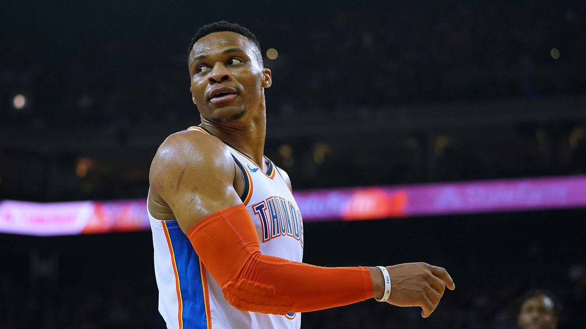 Its the season of giving gifts and NBA star Russell Westbrook certainly enters into the spirit. Hes handing out more gifts than Santa Claus right now! More: bbc.in/2rng3vT