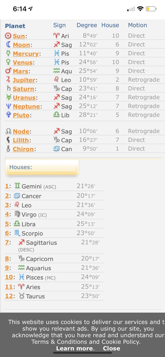 What is sidereal astrology venus