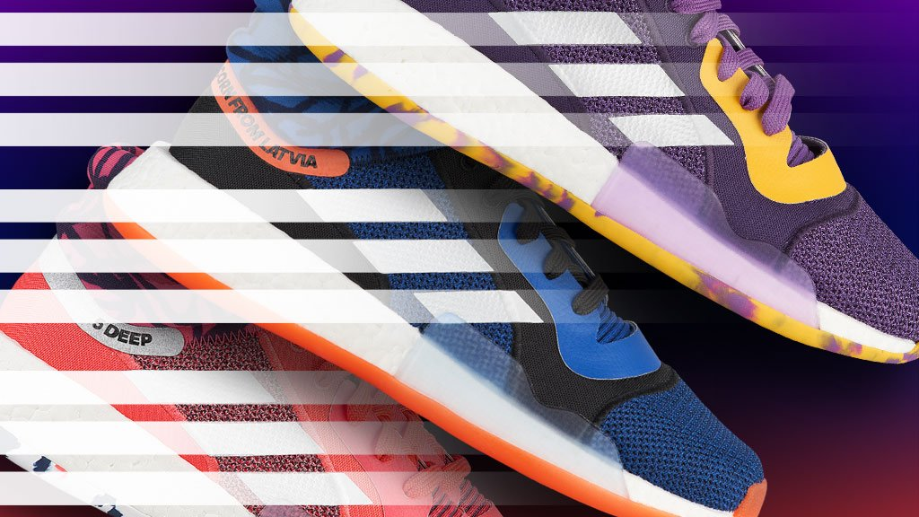 new style b3c4f 9a3e2 the new adidas marquee boost drops on 12 8 in pe colorways for kristaps  porzingis john