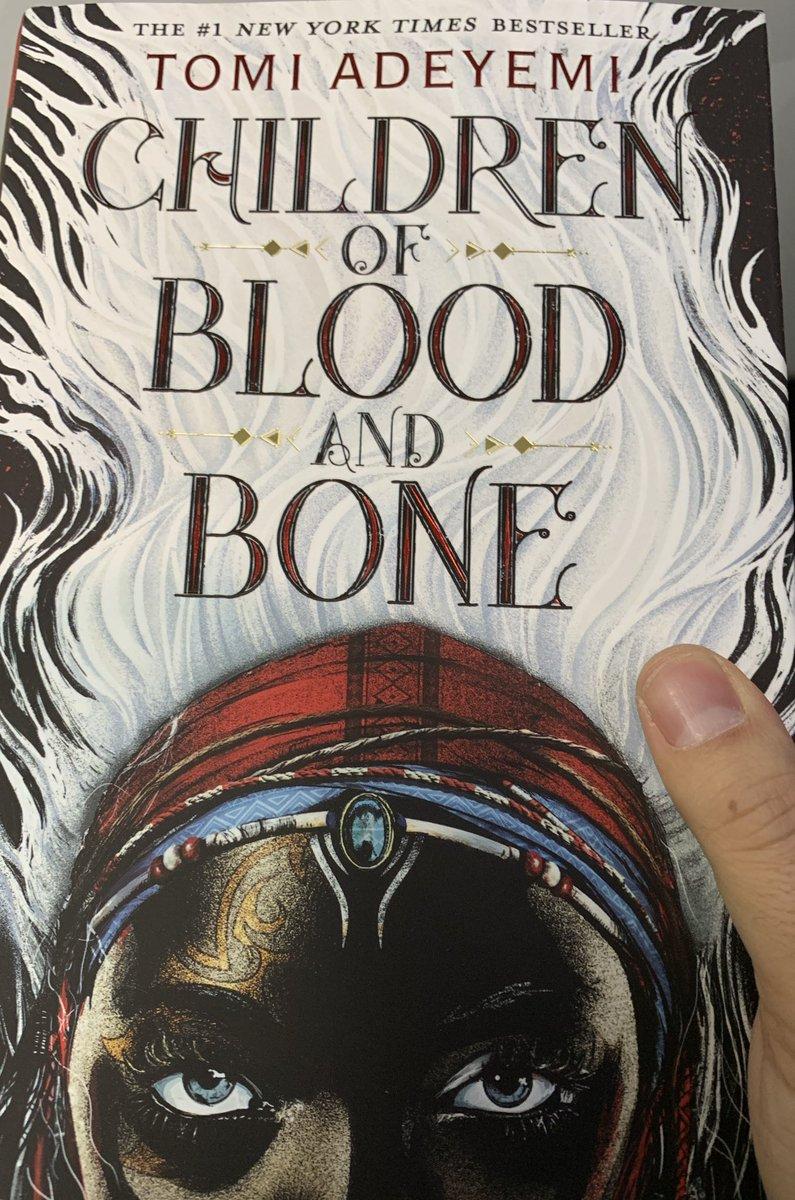 Children Of Blood Bone
