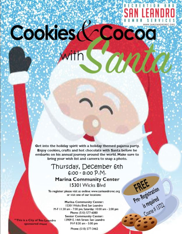 City Of San Leandro >> City Of San Leandro On Twitter Tonight Is The Cookies