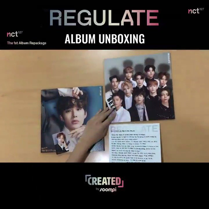 : #NCT127 is bringing back the heat in their latest album repackage #NCT127Regulate!