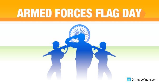 @PiyushGoyal This is an occasion to remember with gratitude the monumental sacrifices made by our gallant servicemen, in defending the integrity of our motherland. #ArmedForcesFlagDay Photo