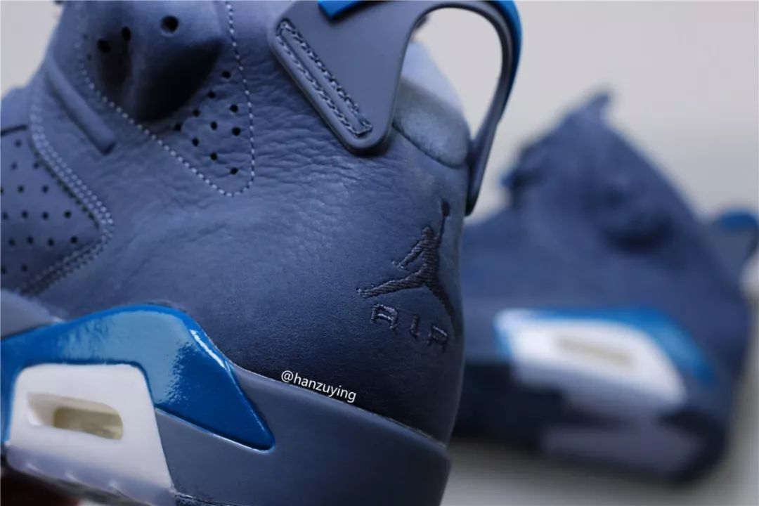 Air Jordan 6 'Diffused Blue