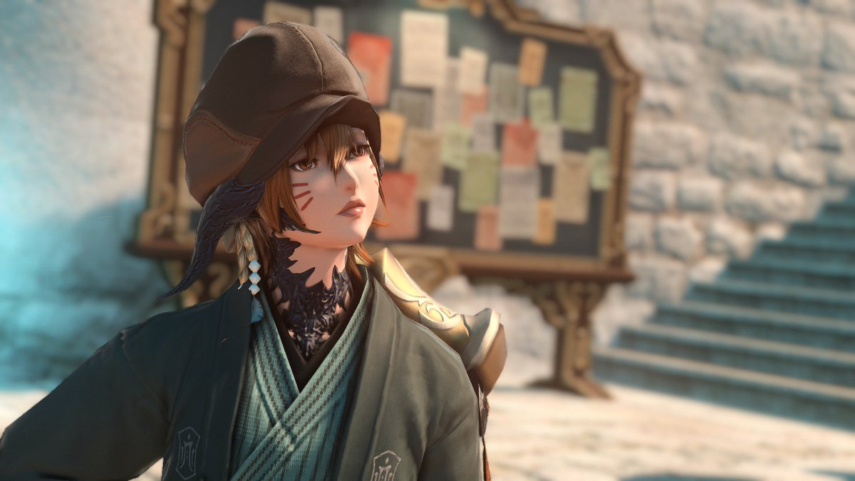 Espresso Lalafell @ No ShB story spoilers till Aug on Twitter: