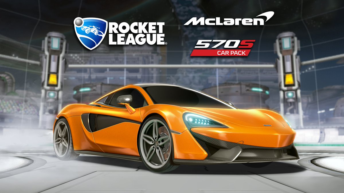 Rocket League On Twitter After Its World Premiere At Theawards The Ultimate Modern Sports Car Is Now Available In