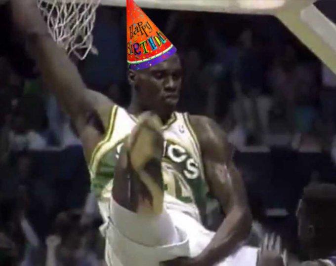 Happy Birthday Shawn Kemp!!