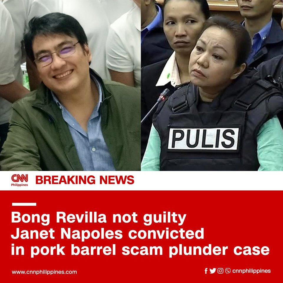 pork barrel scam philippines
