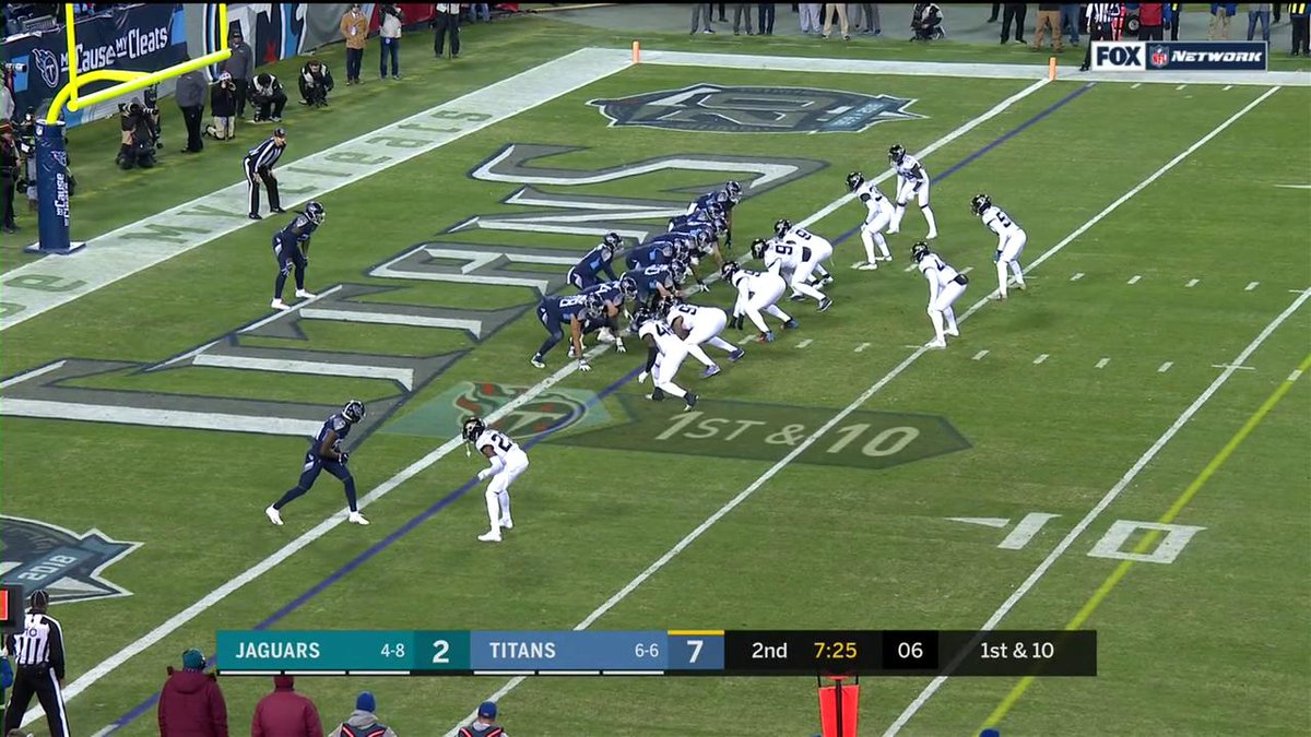 Derrick Henry, a 99-yard GROWN MAN run (via @Titans)