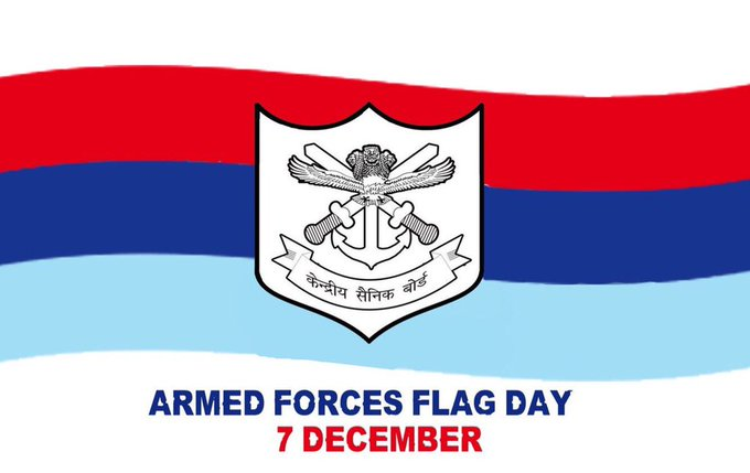 #ArmedForcesFlagDay Photo