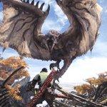Monster Hunter World Twitter Photo