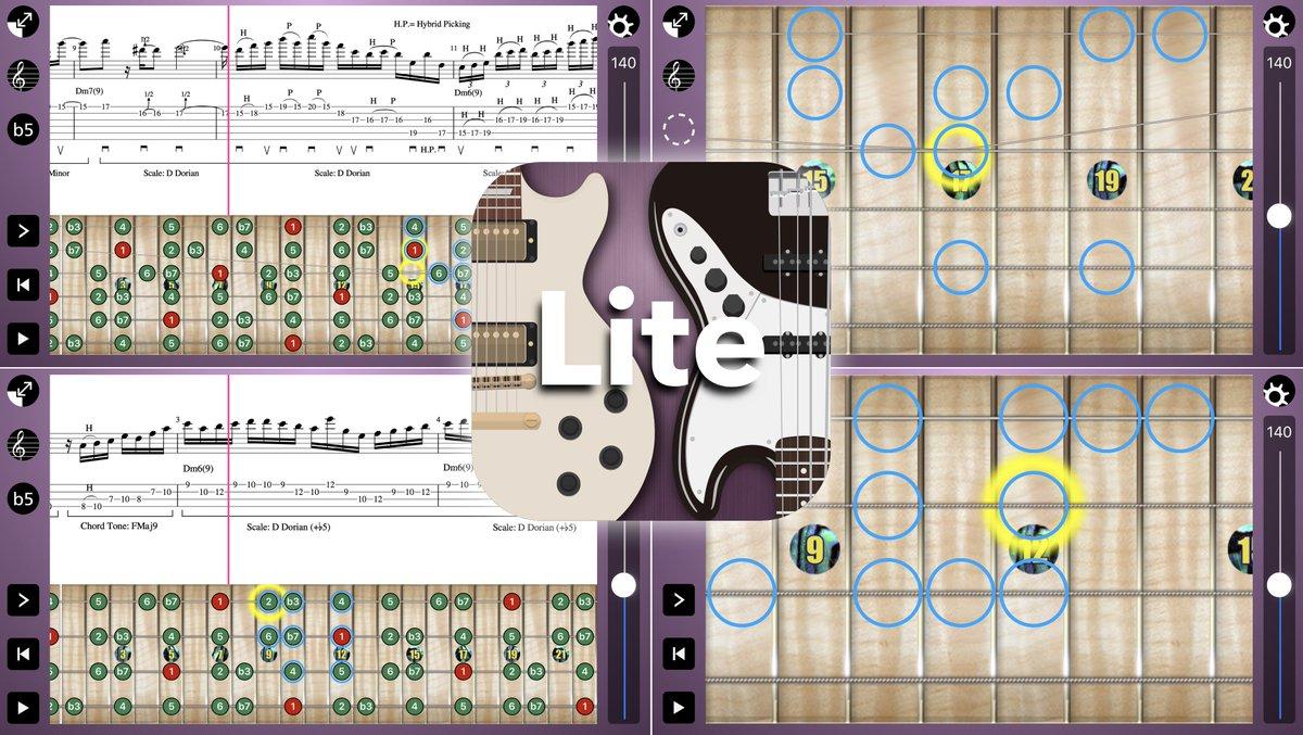 1/15まで7曲無料!クラシック名曲やクリスマスソングをギターで練習できるアプリPhraseStock LITE