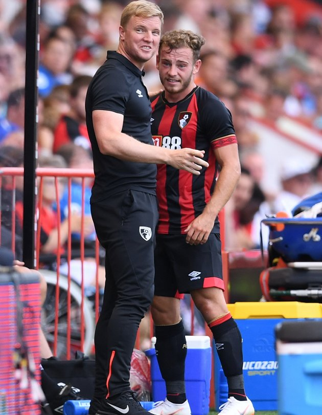 AFCB Report's photo on Lewis Cook