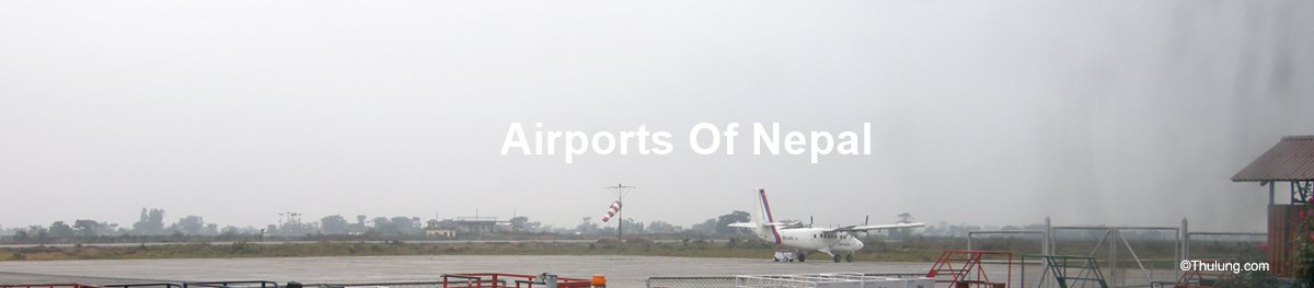 Airports On Nepal