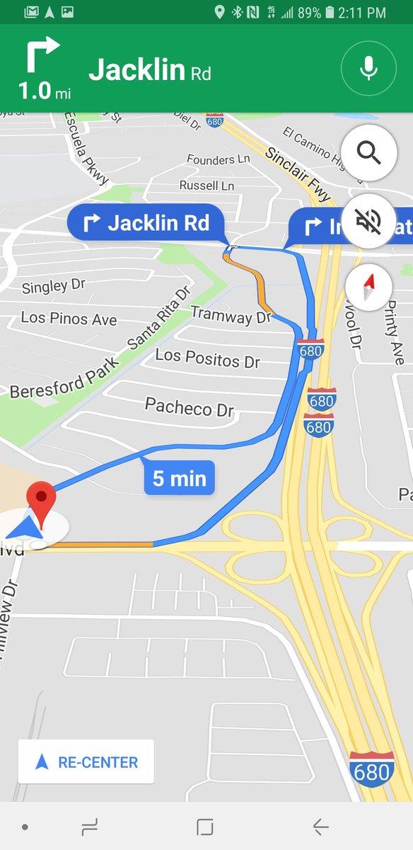 Foone On Twitter Wow Google Maps Is Telling Me It Ll Take 5