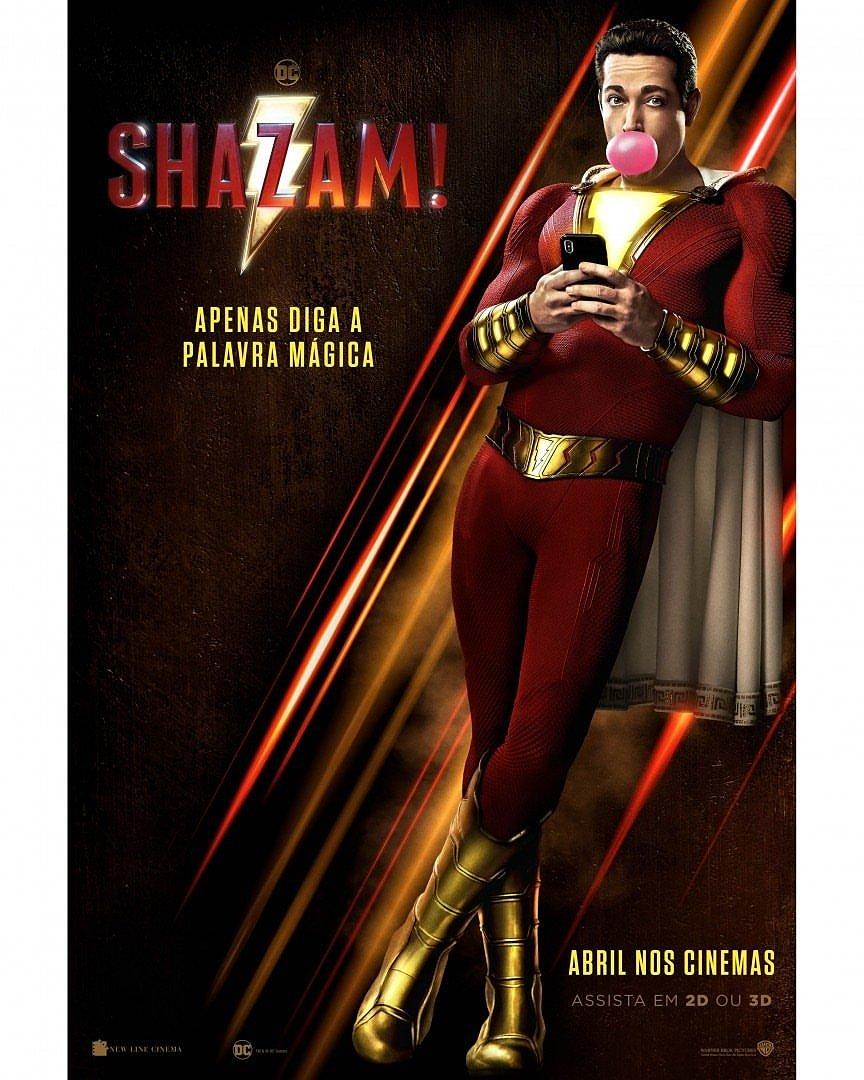 🍿Pipoca no Cinema📽️'s photo on #Shazam