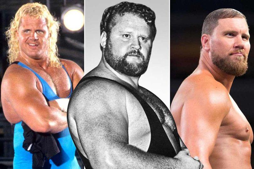 Mirror WWE's photo on The Axe