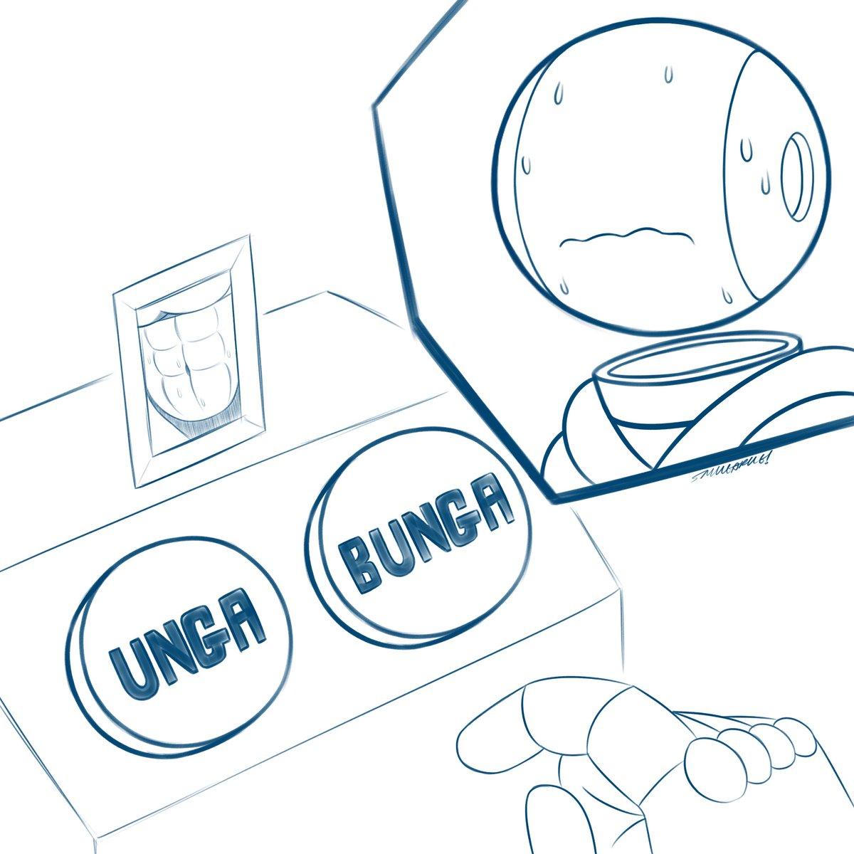 @Krekk0v To unga or bunga; that is the question. <br>http://pic.twitter.com/UqhvyDdLYb