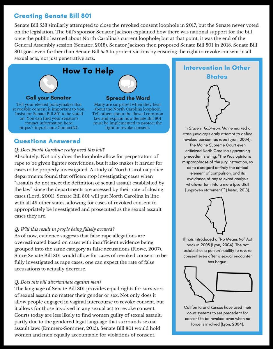 north carolina consent law 2018