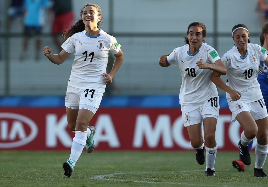 Who do you think scored the best goal at this year's #U17WWC?⚽️🤔   Time to make your choice before voting🗳 closes at 12:00 CET on Monday 10 December   👉http://fifa.to/e/kYb8SksKlS