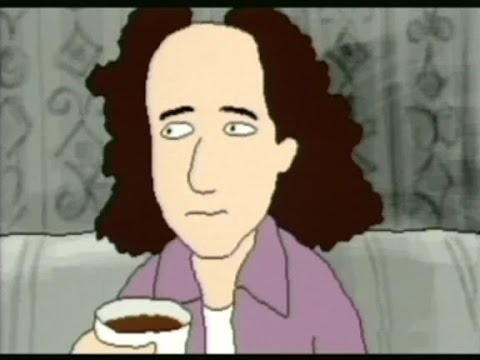 Now playing the two Steven Wright episodes of DR. KATZ, PROFESSIONAL THERAPIST. Happy birthday, Steven.