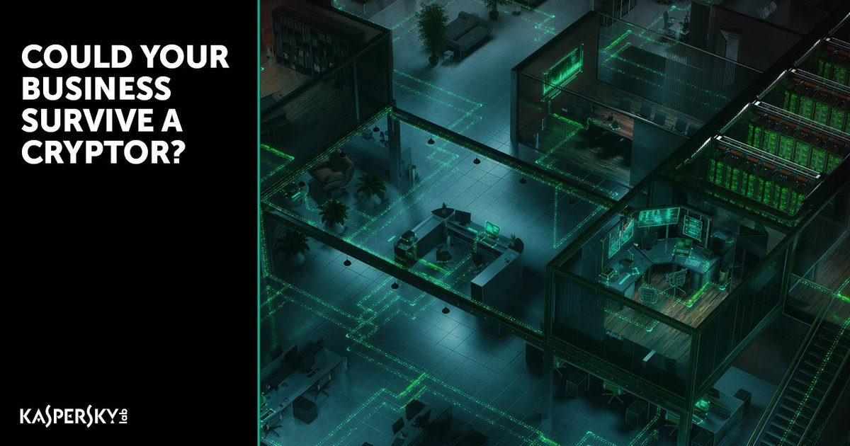 What would happen to your business if it was hit by a cryptolocker? Could your business still function?   Learn more about how to better defend your company network in our exclusive eBook: https://t.co/WW9KTZUw1i https://t.co/jQmxISqDlx