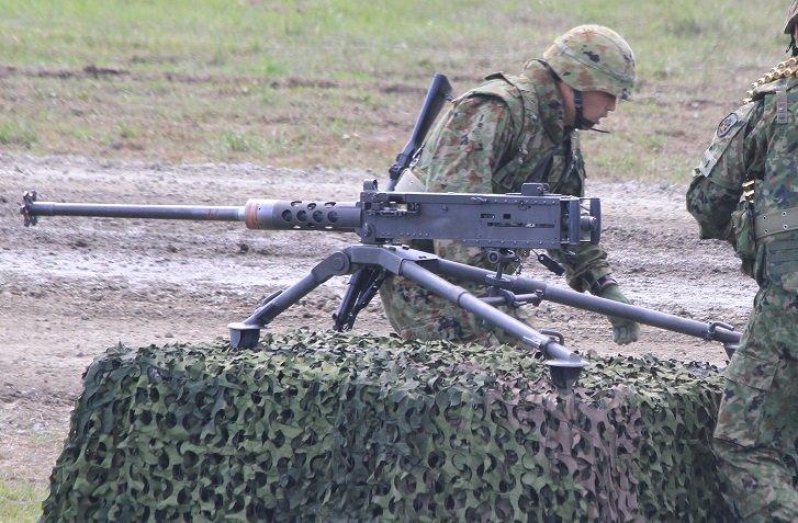 一式十二・七粍固定機関砲