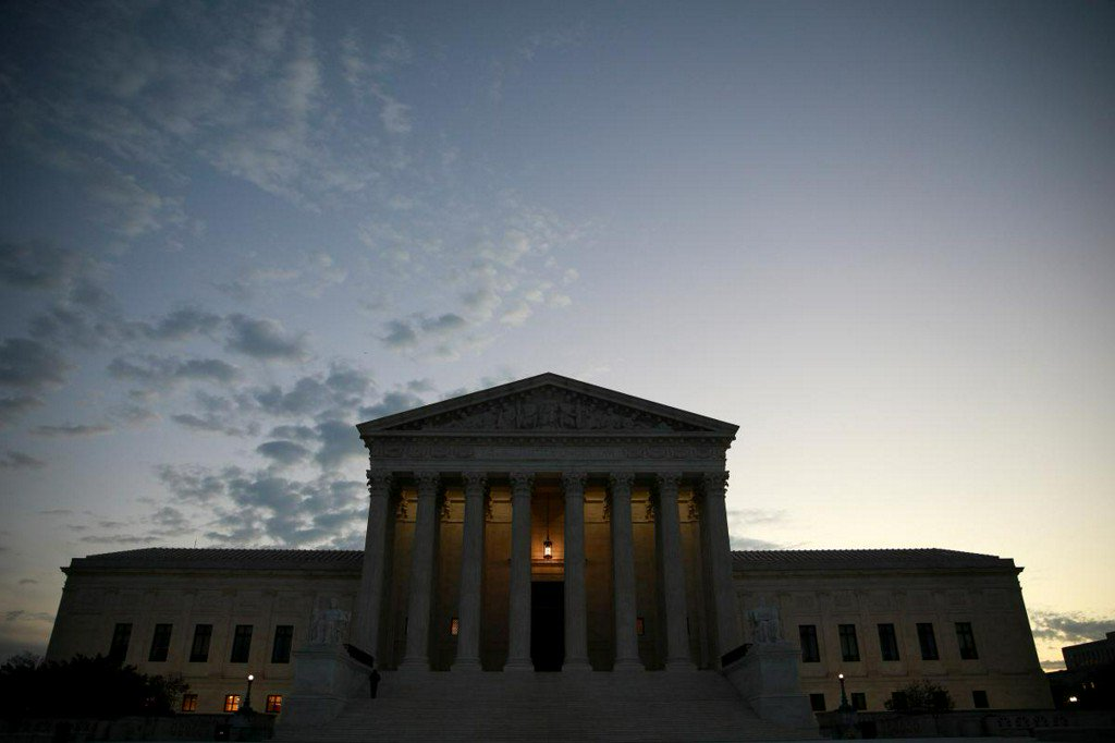 U.S. Supreme Court appears wary of expanding 'double jeopardy' https://reut.rs/2QdWN2K