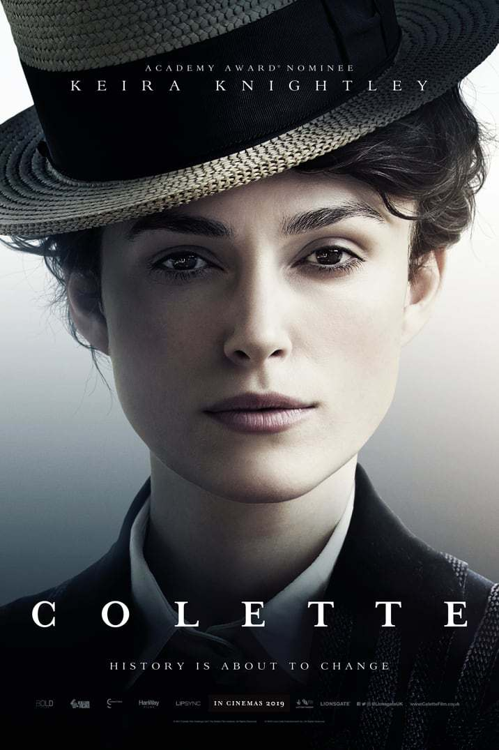 Image result for Colette movie screening