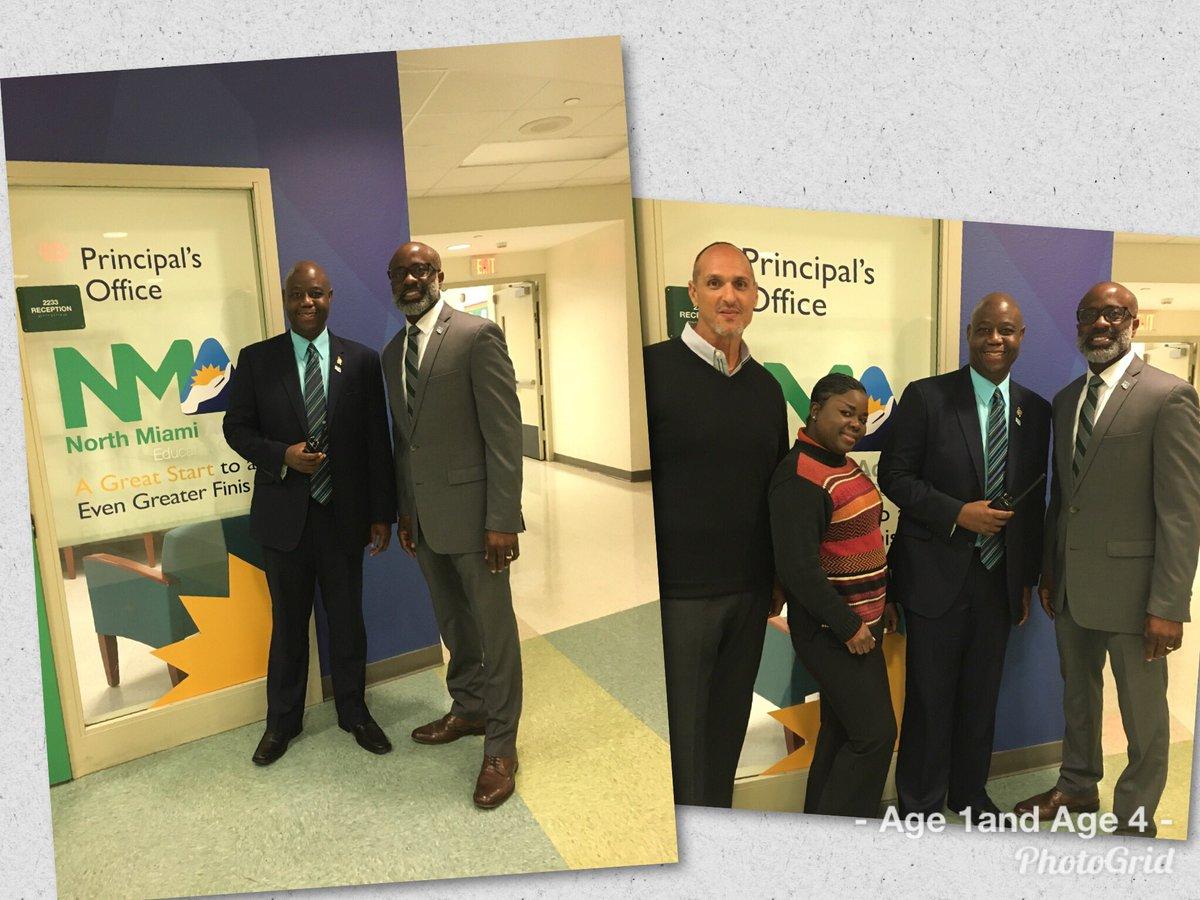 Our #PrincipalTODAY Councilman Dr. Alix Desulme from the City of North Miami <br>http://pic.twitter.com/cxo2Fx27tr