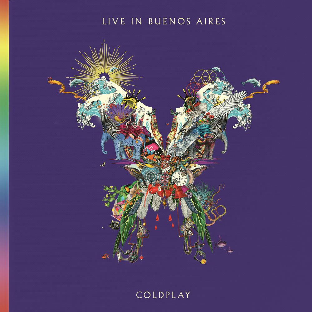 Coldplay Philippines On Twitter Good Morning Live In Buenos Aires