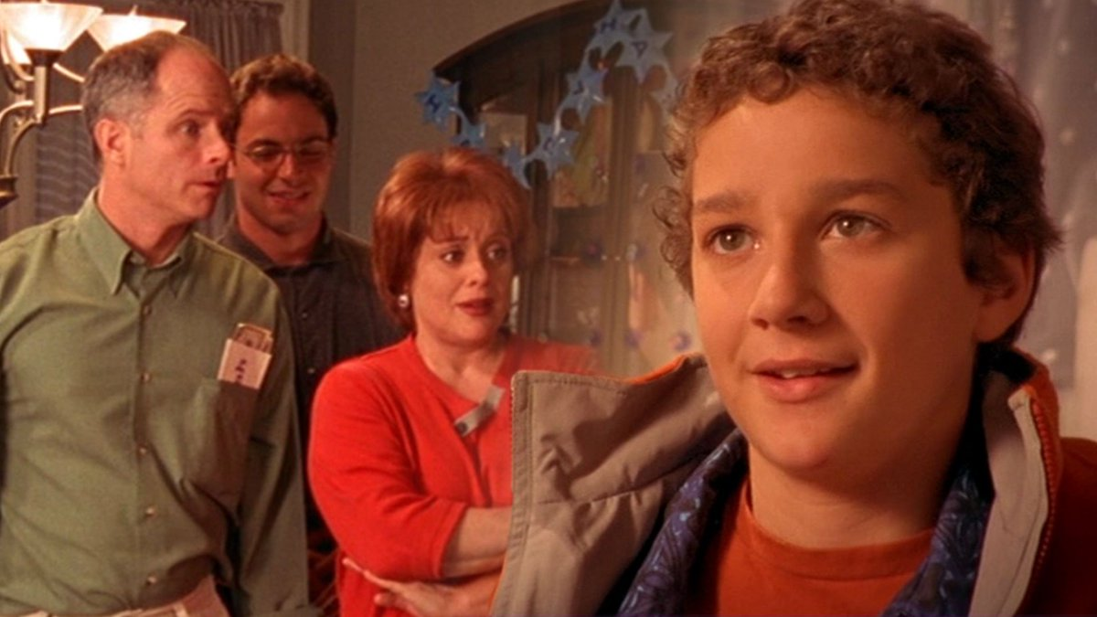 Remember the 'Even Stevens' when Shia LaBeouf wished to die for Hanukkah? It was a very special episode. https://t.co/lrD5HhayYJ