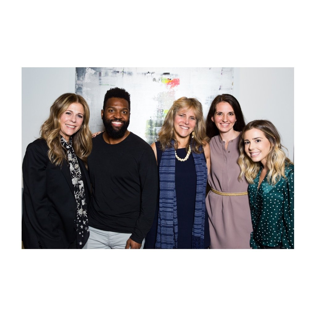 Check out an all new episode of Spit, an @iHeartRadios podcast with @23andme. Host @baratunde talks with @RitaWilson, @DrLauraEsserman, @sara_altschule, & our CEO, @katiethiede, as they discuss whether prevention is key to beating breast cancer. apple.co/2AZIpRe